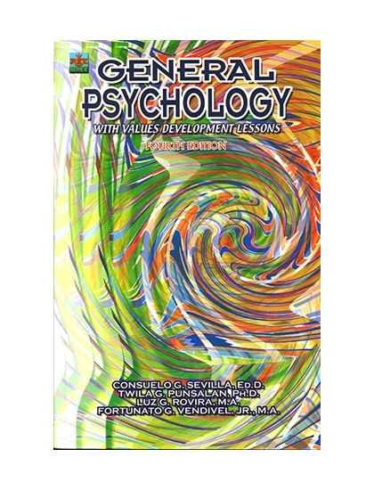 General Psychology with Values Development Lessons