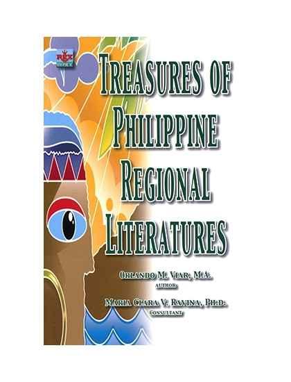 Treasures of Philippine Regional Literatures