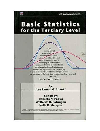 Basic Statistics for the Tertiary Level