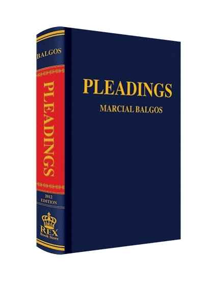 Pleadings