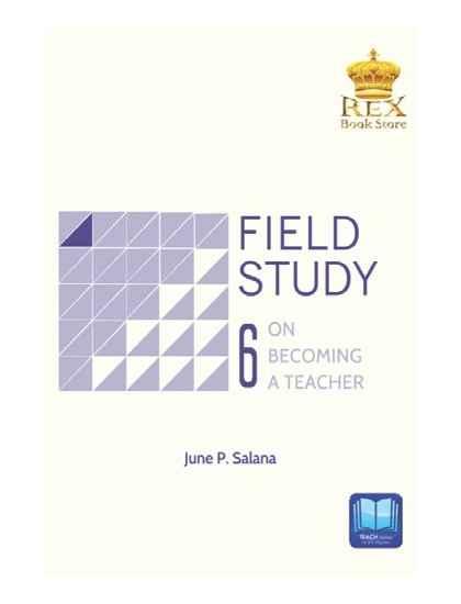 Field Study 6: On Becoming A Teacher