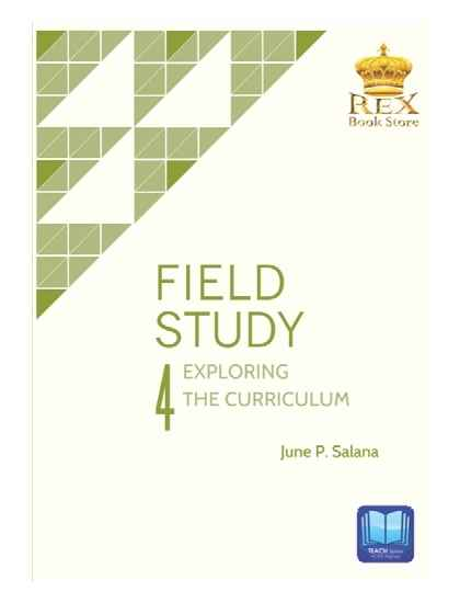 Field Study 4: Exploring the Curriculum
