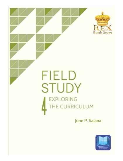 Field Study 4: Exploring the Curriculum