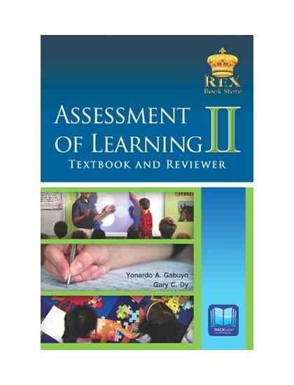 Assessment of Learning II