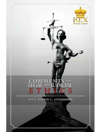 Legal and Judicial Ethics