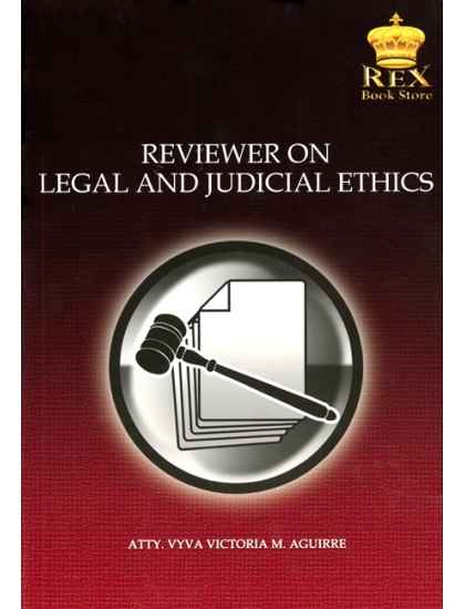 Reviewer on Legal and Judicial Ethics
