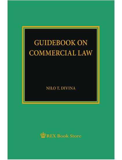 Guidebook on Commercial Law [Paperbound]