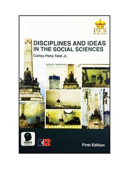 Disciplines and Ideas in Social Sciences [ e-Book : PDF ]