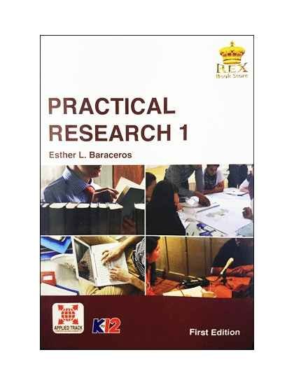 Practical Research 1 [ e-Book : PDF ]