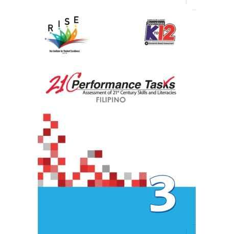 21C Performance Tasks Filipino 3