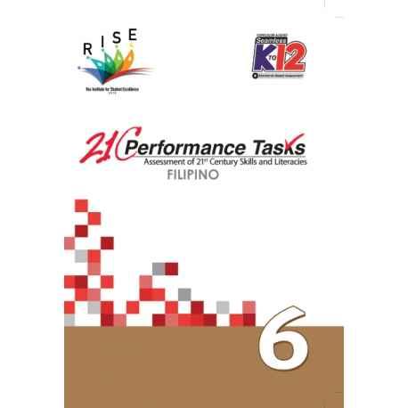 21C Performance Tasks Filipino 6