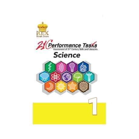 Performance Tasks Science 1