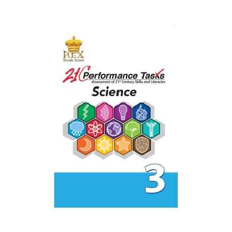Performance Tasks Science 3