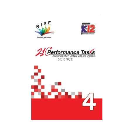 Performance Tasks Science 4