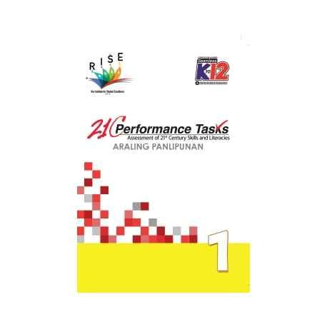 Performance Tasks Araling Panlipunan 1