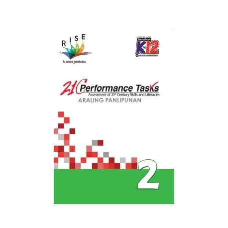 Performance Tasks Araling Panlipunan 2