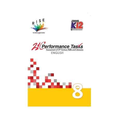 Performance Tasks English 8
