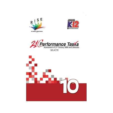 Performance Tasks Math 10