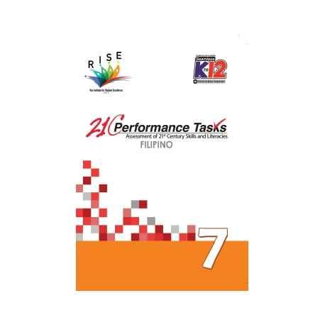 Performance Tasks Filipino 7