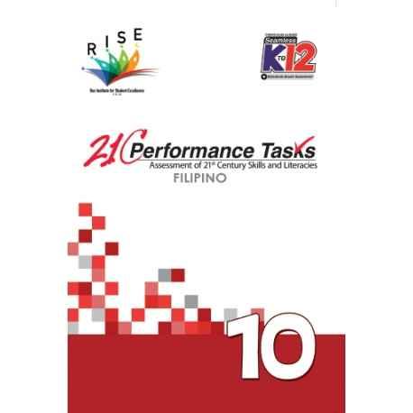 Performance Tasks Filipino 10