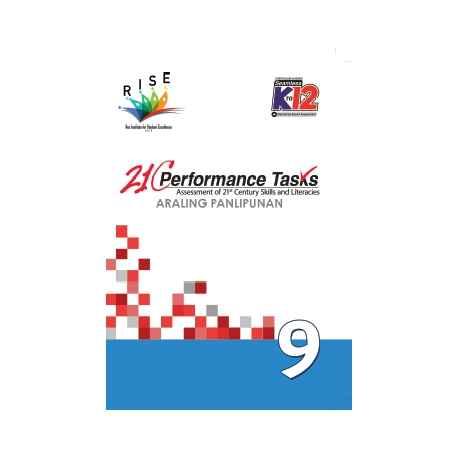 Performance Tasks Araling Panlipunan 9