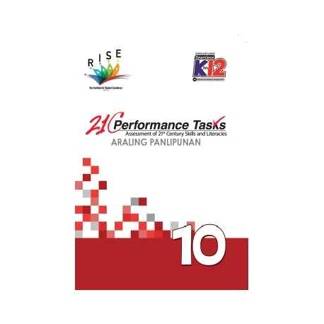 Performance Tasks Araling Panlipunan 10