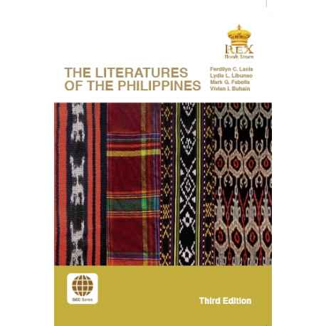 Literatures of the Phils (3rd Edition)