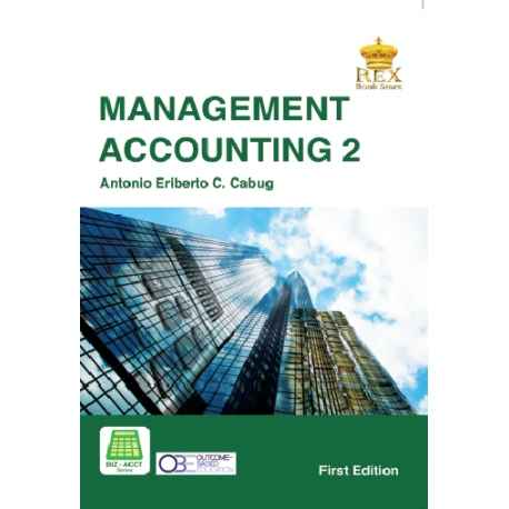Management Accounting 2 (First Edition)