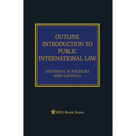 PUBLIC INTERNATIONAL LAW (PAPERBOUND)