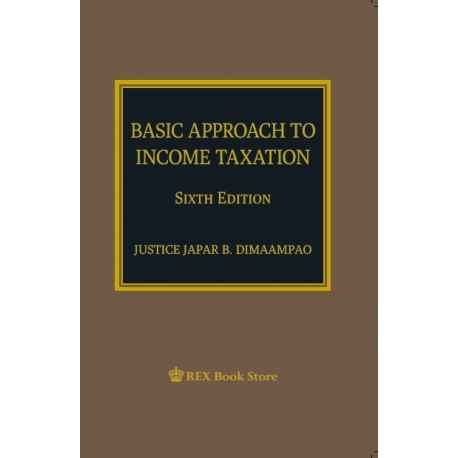 Basic Approach in Income Taxation