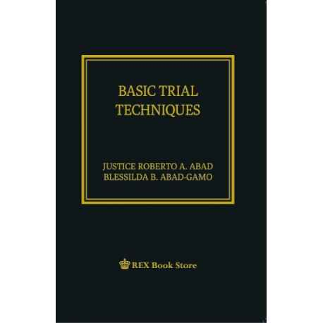 Basic Trial Techniques (Paper Bound)