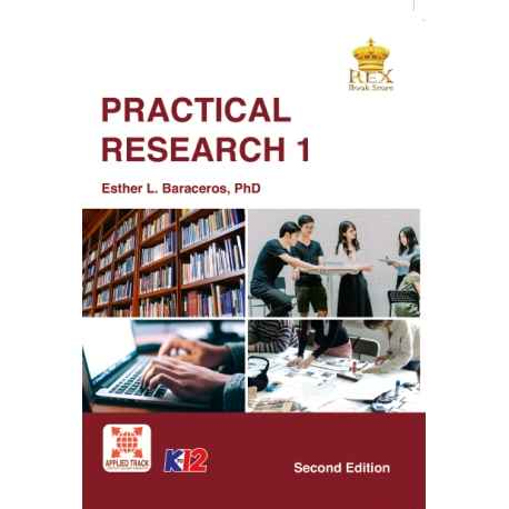 Practical Research 1 (Second Edition)