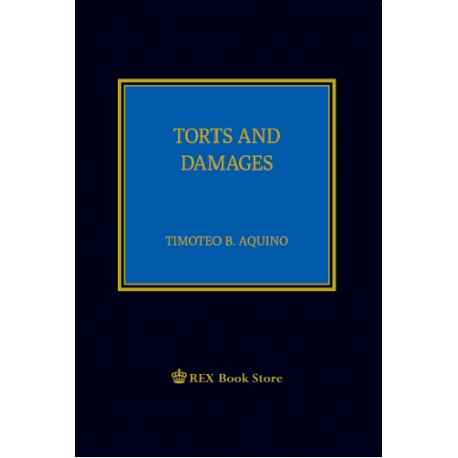 Torts and Damages [Clothbound]