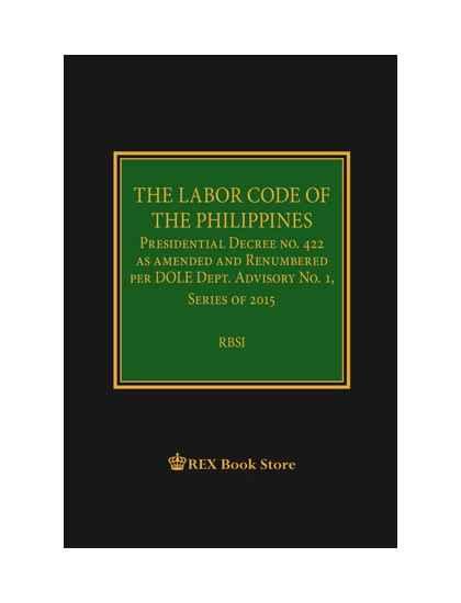 Labor Code (P/S) [Clothbound]