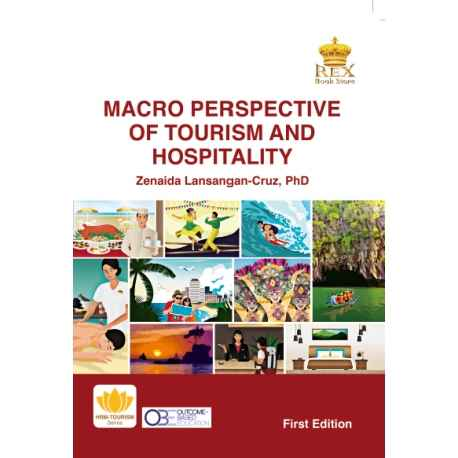Micro Perspective of Tourism and Hospitality (Paper Bound)