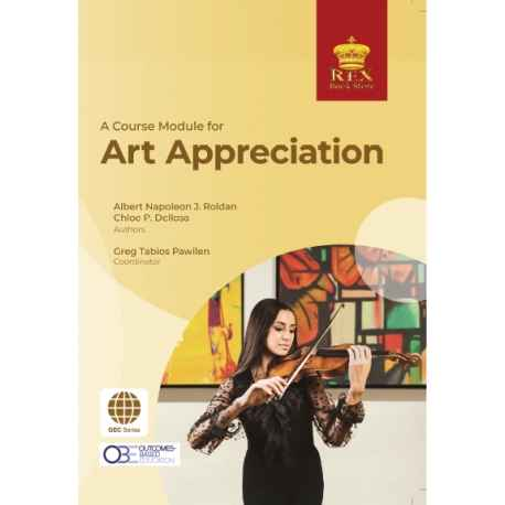 A Course Module for Art Appreciation (Paper Bound)