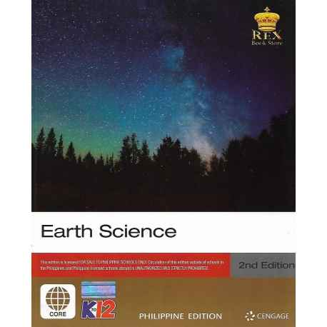 Earth Science (2019 Edition) Paper Bound