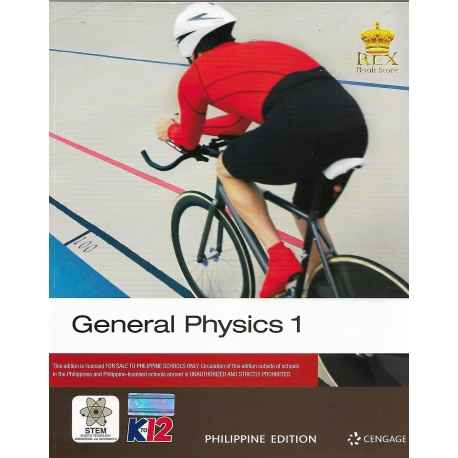General Physics 1 (2019 Edition) Paper Bound