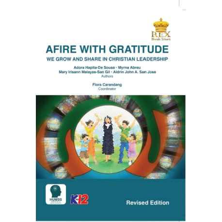 Afire with Gratitude (2019 Edition)