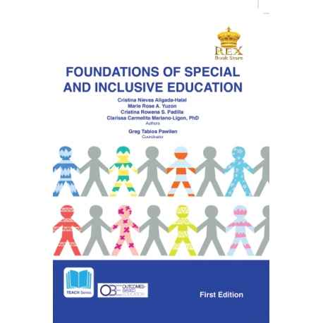 Foundations of Special and Inclusive Education (2020 Edition) Paper Bound