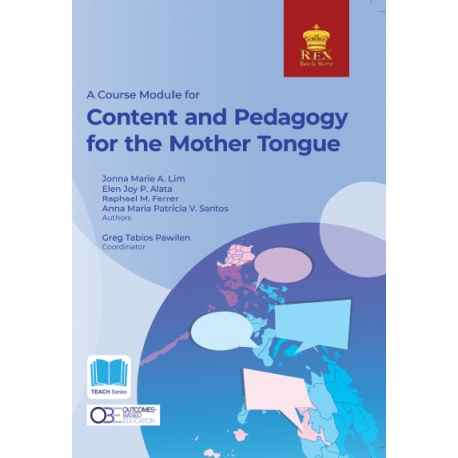 A Course Module For Content and Pedagogy for the Mother Tongue (2020 Edition) Paper Bound
