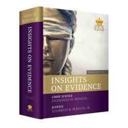 Insights on Evidence (2020 Edition) Cloth Bound