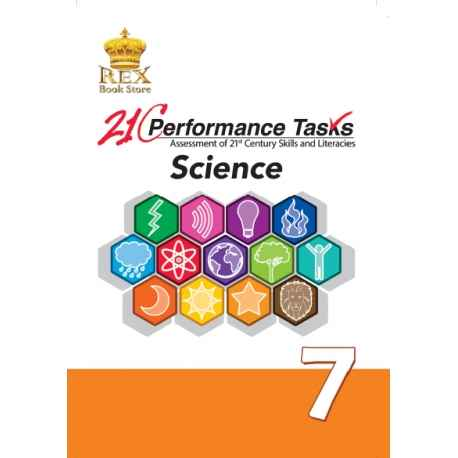 21C Performance Task Science 7