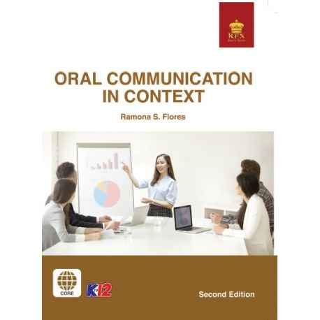 Oral Communication in Context (Second Edition)