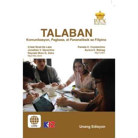 TALABAN (Unang Edisyon)