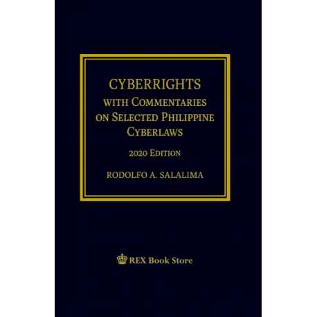 Cyberrights (2020 Edition) Paper Bound