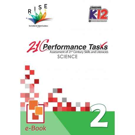 21C Performance Tasks Science 2 [ e-Book : PDF ]