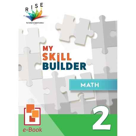 My Skill Builder Math 2 [ e-Book : PDF ]