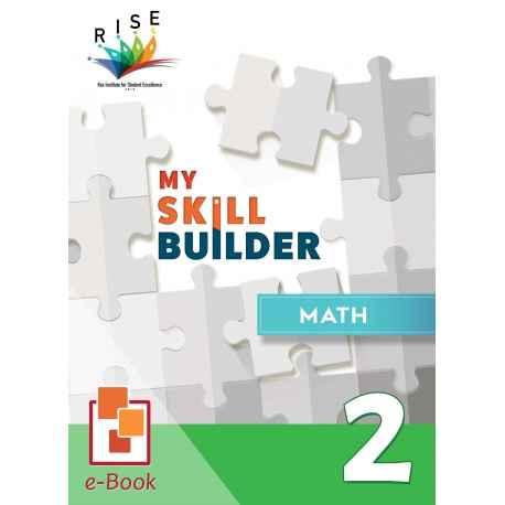 My Skill Builder Math 2 [ e-Book : ePub ]