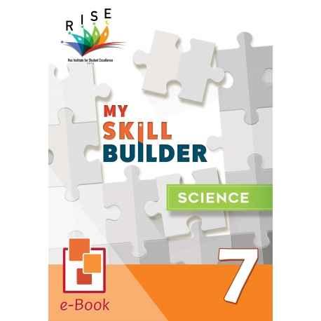 My Skill Builder Science 7 [ e-Book : ePub ]